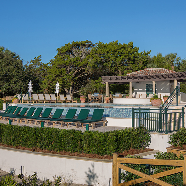 Cloister Ocean Residences Pool - Sea Island, GA